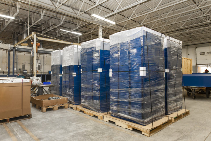 Dawson products ready to ship
