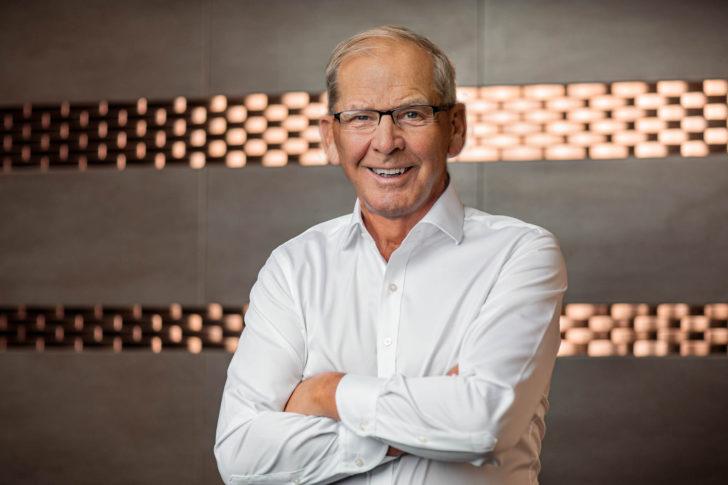 David Dawson, CEO of Dawson Metal