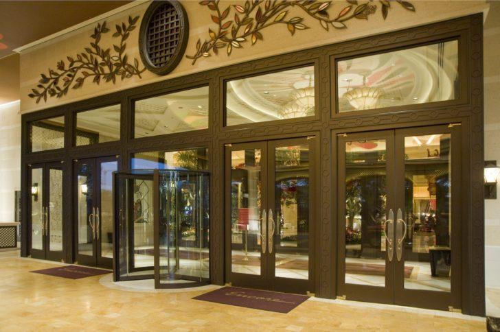 Dawson doors on Encore-WynnCasino, Las Vegas, NV