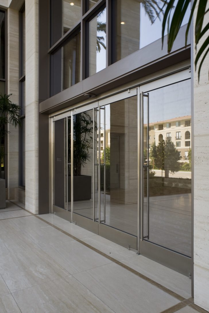 Dawson doors on Irivine Spectrum Center, Irvine, CA