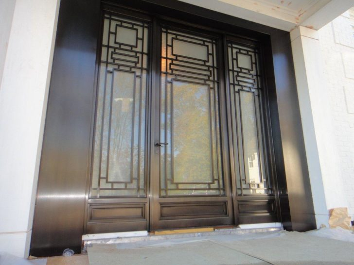 Dawson doors on Private Residence, CT