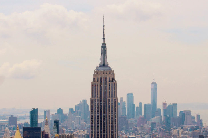 The Empire State Building, one of many Dawson project successes
