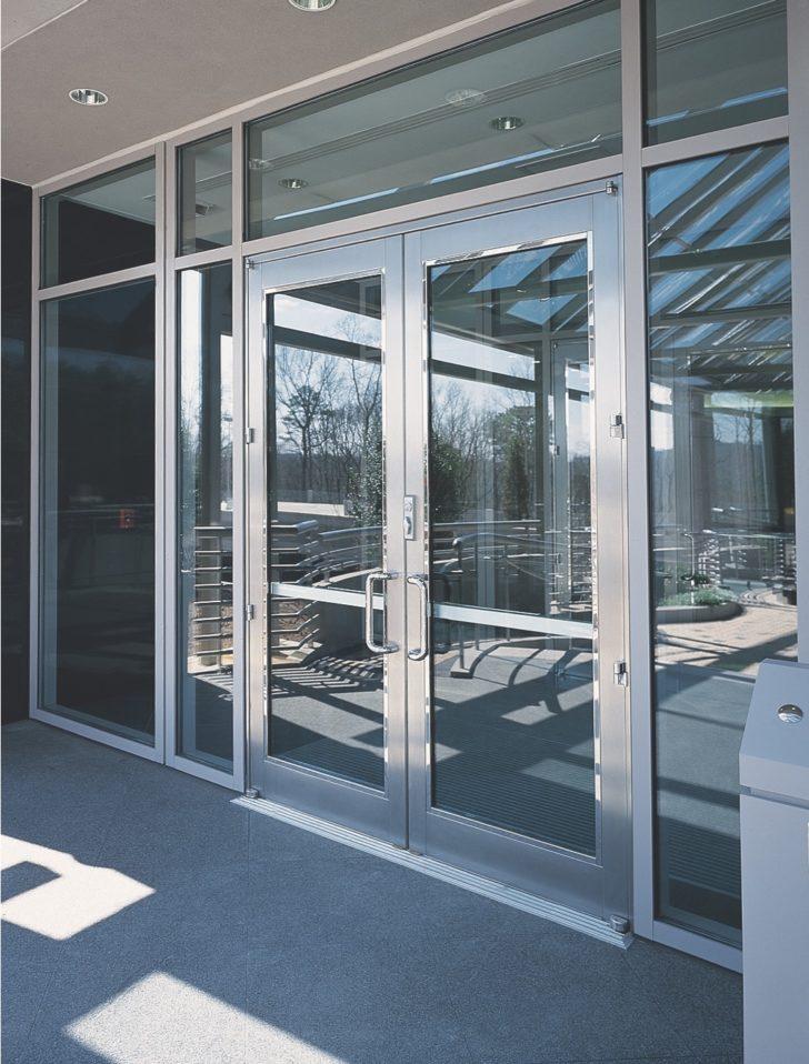 Dawson doors on Wildwood Parkway Office Bldg, Atlanta, GA