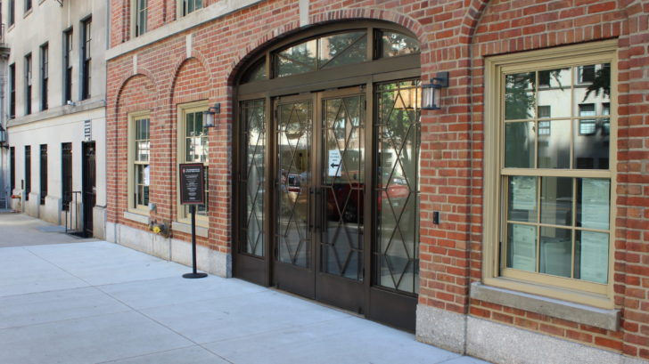 Dawson doors on 40 E. 72nd St. in Lenox Hill, New York, NY