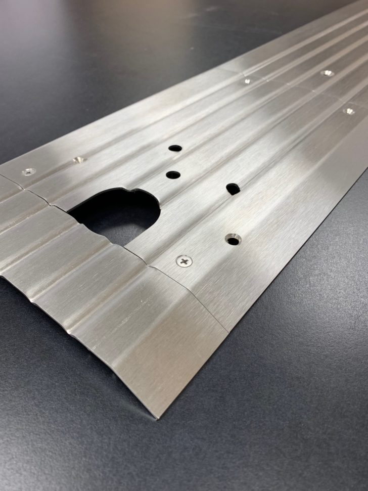Dawson custom door thresholds
