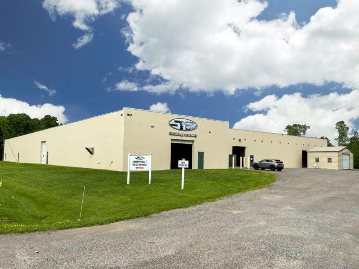 Spray Tech Finishing Facility