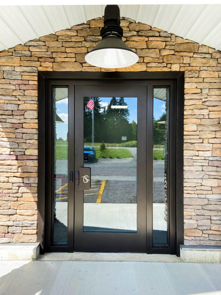 Entry Door - Weaver Materiel