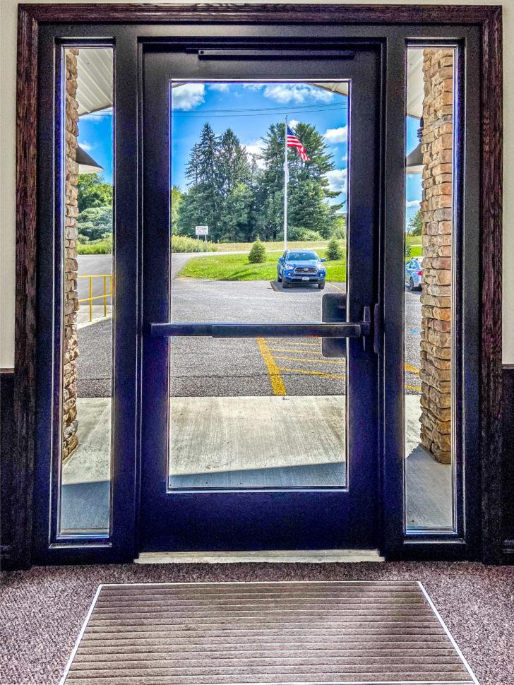 Inside Entry Door