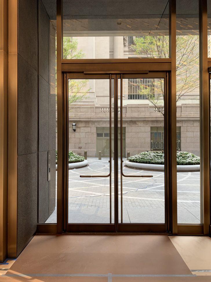 One Vanderbilt Door