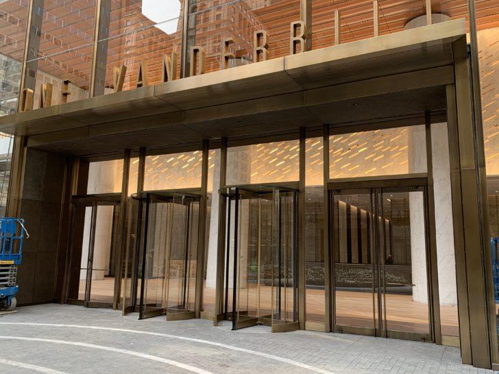 One Vanderbilt Entry Doors
