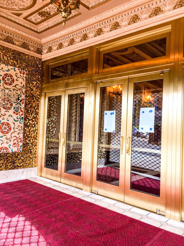 St. George Double Doors