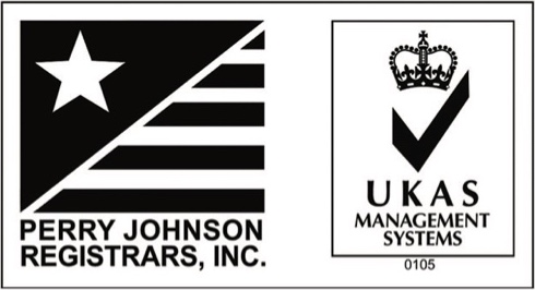 Perry Johnson Registrars, UKAS