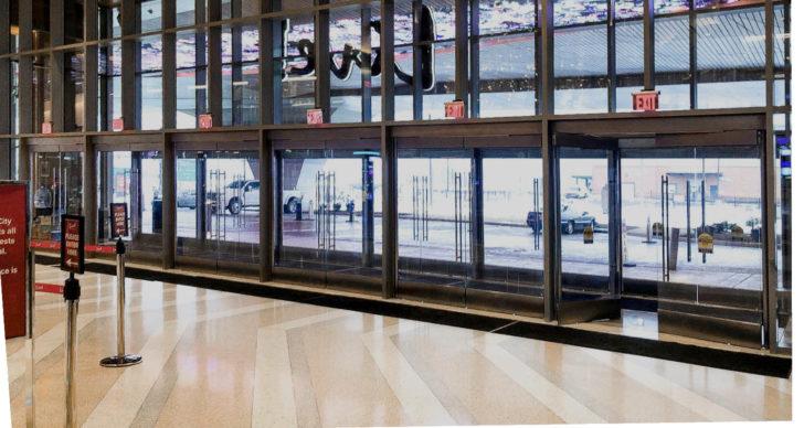 live casino interior of entrance